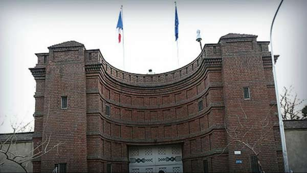 نحوه تایید گرفتن سفارت فرانسه